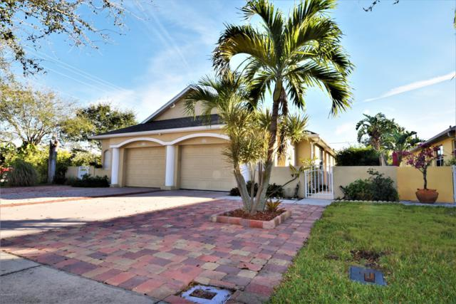 127 Madison Avenue, Cape Canaveral, FL 32920 (MLS #834576) :: Coral C's Realty LLC