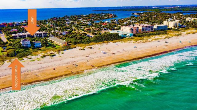 1700 S Atlantic Avenue #203, Cocoa Beach, FL 32931 (MLS #834597) :: Coral C's Realty LLC
