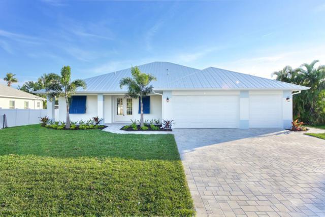 511 Hibiscus Trl, Melbourne Beach, FL 32951 (MLS #834603) :: Premium Properties Real Estate Services