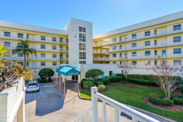 8700 Ridgewood Avenue Ph6a, Cape Canaveral, FL 32920 (MLS #834605) :: Coral C's Realty LLC