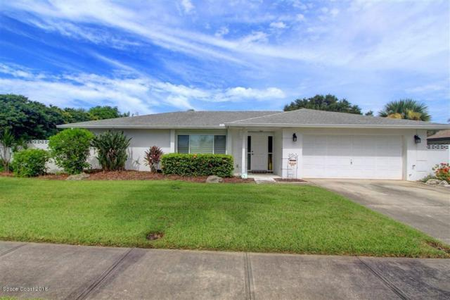 630 Caribbean Road, Satellite Beach, FL 32937 (MLS #834625) :: Platinum Group / Keller Williams Realty