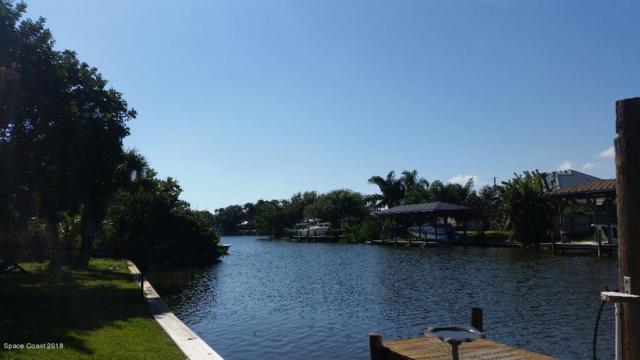 116 Aucila Road, Cocoa Beach, FL 32931 (MLS #834628) :: Pamela Myers Realty