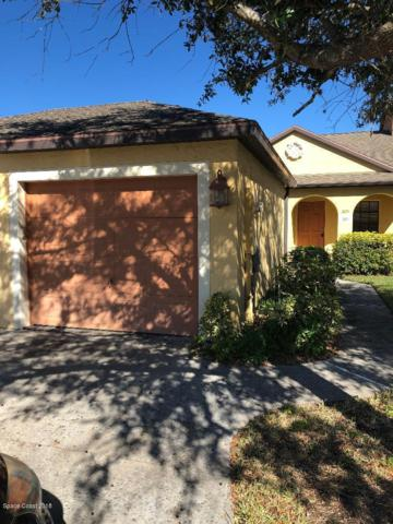 1075 Luminary Circle S #105, Melbourne, FL 32901 (MLS #834717) :: Coral C's Realty LLC