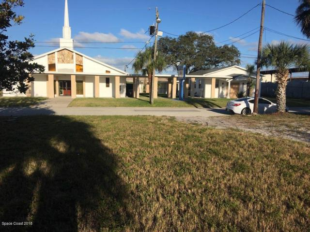 1832 Bunche Street, Melbourne, FL 32935 (MLS #834748) :: Coral C's Realty LLC