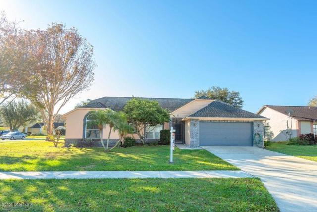 863 Jamestown Drive, Rockledge, FL 32955 (MLS #834766) :: Coral C's Realty LLC