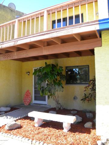 284 Canaveral Beach Boulevard, Cape Canaveral, FL 32920 (MLS #834780) :: Coral C's Realty LLC