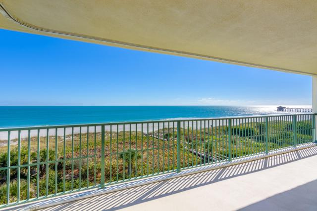 420 Harding Avenue #506, Cocoa Beach, FL 32931 (MLS #834798) :: Premium Properties Real Estate Services