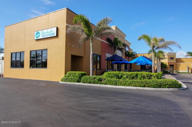 1220 N Highway A1a #101, Indialantic, FL 32903 (MLS #834803) :: Engel & Voelkers Melbourne Central