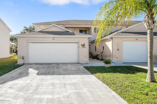 161 Plover Lane #528, Rockledge, FL 32955 (MLS #834805) :: Coral C's Realty LLC
