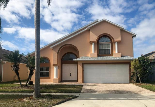 635 Limerick Drive, Merritt Island, FL 32953 (MLS #834817) :: Platinum Group / Keller Williams Realty