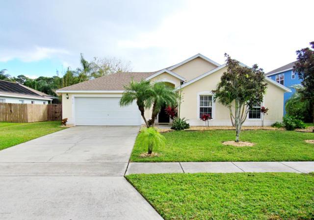 316 Barrymore Drive, Rockledge, FL 32955 (MLS #834821) :: Platinum Group / Keller Williams Realty