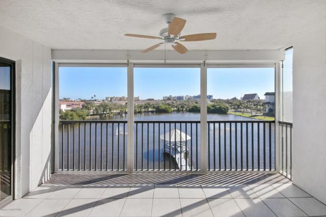 3613 S Banana River Boulevard D406, Cocoa Beach, FL 32931 (MLS #834827) :: Premium Properties Real Estate Services