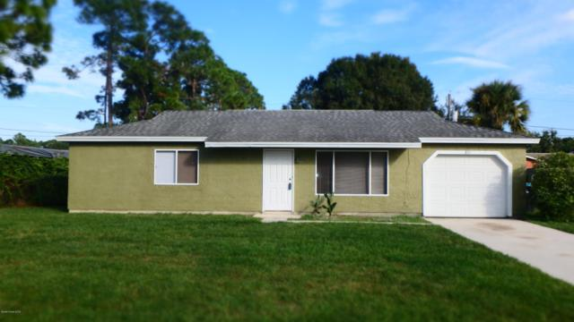 851 SE Cochran Road, Palm Bay, FL 32909 (MLS #834946) :: Premium Properties Real Estate Services