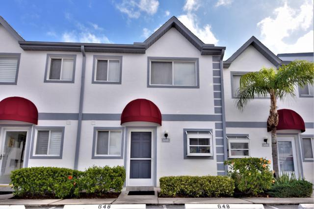 648 Seaport Boulevard, Cape Canaveral, FL 32920 (MLS #835413) :: Pamela Myers Realty