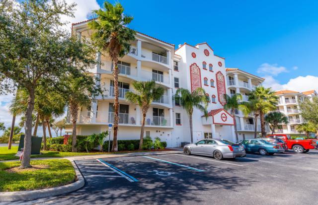 8924 Puerto Del Rio Drive #9401, Cape Canaveral, FL 32920 (MLS #835440) :: Premium Properties Real Estate Services