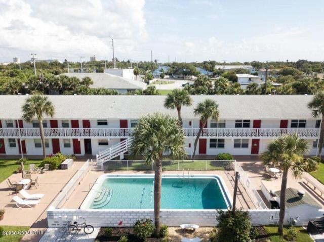 8522 N Atlantic Avenue #50, Cape Canaveral, FL 32920 (MLS #835509) :: Pamela Myers Realty