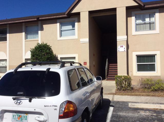 240 Spring Drive #8, Merritt Island, FL 32953 (MLS #835560) :: Pamela Myers Realty