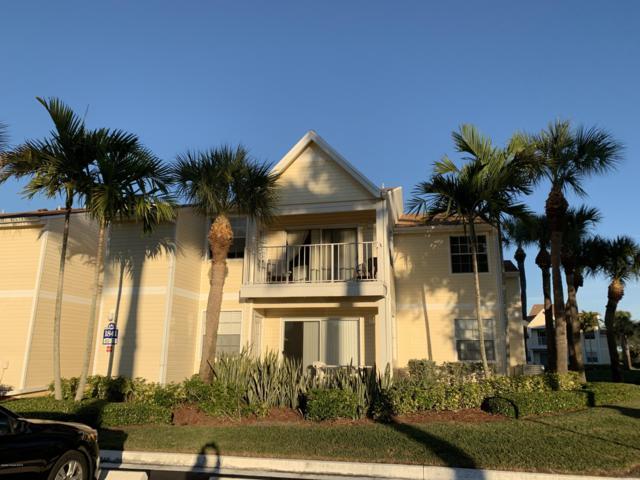 1841 Island Club Drive #469, Melbourne, FL 32903 (MLS #835595) :: Pamela Myers Realty