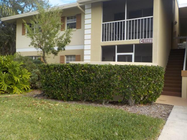 1641 NE Sunny Brook Lane NE #111, Palm Bay, FL 32905 (MLS #835619) :: Blue Marlin Real Estate