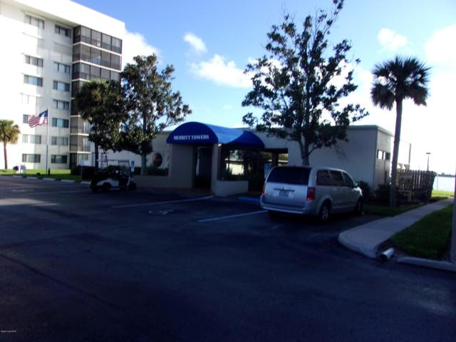 250 S Sykes Creek Parkway #805, Merritt Island, FL 32952 (MLS #835690) :: Blue Marlin Real Estate