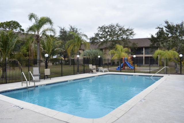 120 Summer Place #1, Merritt Island, FL 32953 (MLS #835738) :: Pamela Myers Realty