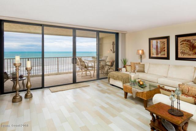 3115 S Atlantic Avenue #602, Cocoa Beach, FL 32931 (MLS #835776) :: Premium Properties Real Estate Services