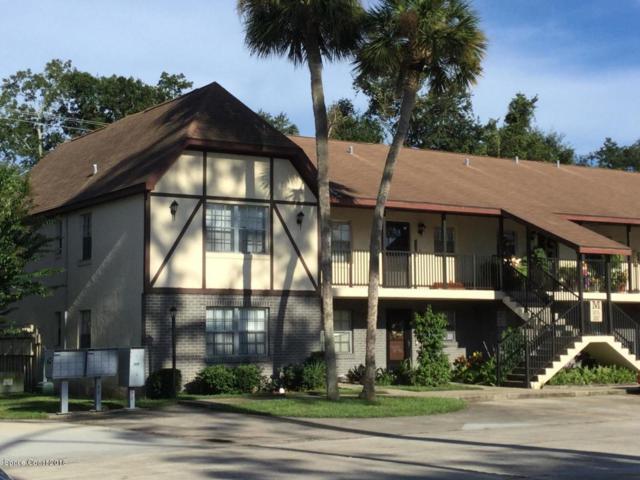 3087 Sir Hamilton Circle #7, Titusville, FL 32780 (MLS #835817) :: Premium Properties Real Estate Services