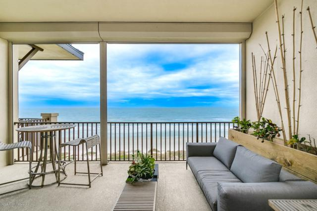 755 N Highway A1a #408, Indialantic, FL 32903 (MLS #835863) :: Premium Properties Real Estate Services