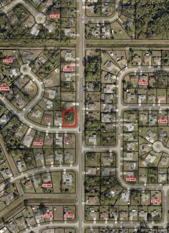 00 Abello  (Corner Of Eldron) Street SE, Palm Bay, FL 32909 (MLS #835906) :: Armel Real Estate