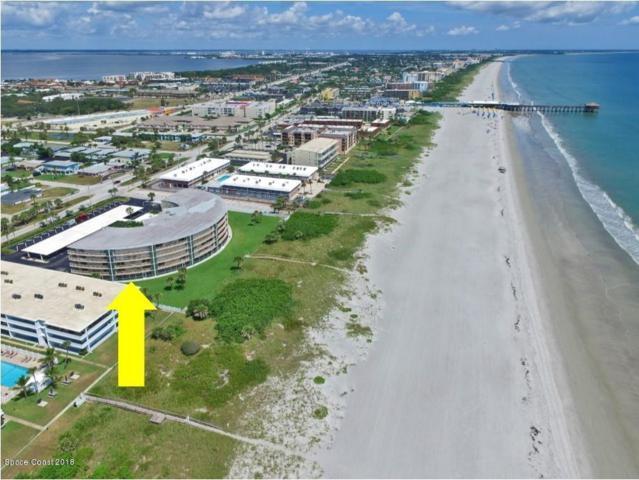 4850 Ocean Beach Boulevard #107, Cocoa Beach, FL 32931 (MLS #835983) :: Premium Properties Real Estate Services