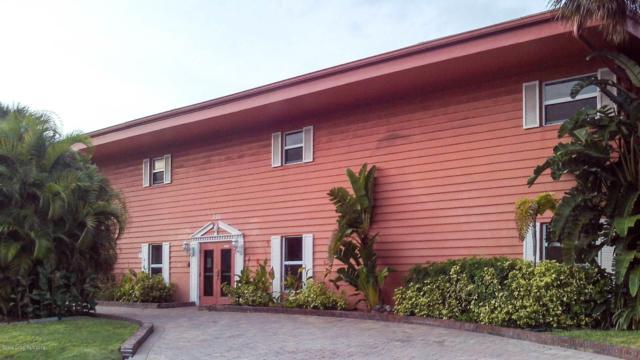 220 Columbia Drive #31, Cape Canaveral, FL 32920 (MLS #836040) :: Premium Properties Real Estate Services