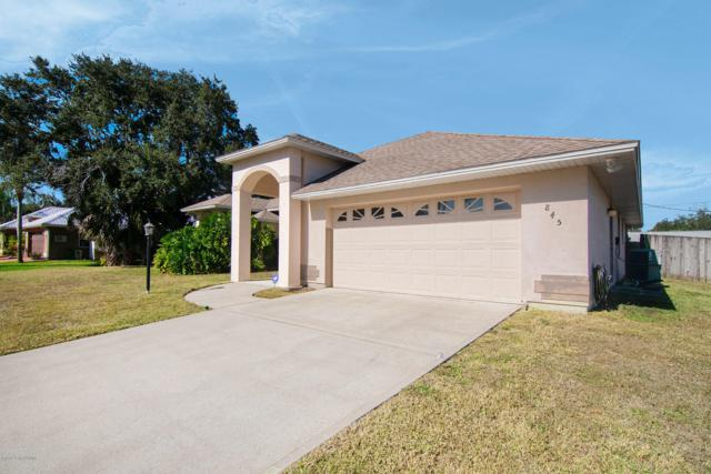 845 Hawser Street NE, Palm Bay, FL 32907 (MLS #836117) :: Platinum Group / Keller Williams Realty