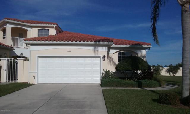 8603 Villanova Drive, Cape Canaveral, FL 32920 (MLS #836266) :: Coral C's Realty LLC
