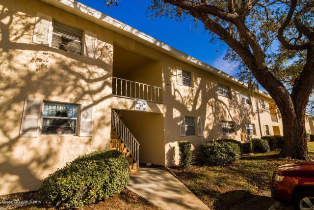 3135 Shady Dell Lane #227, Melbourne, FL 32935 (MLS #836295) :: Blue Marlin Real Estate