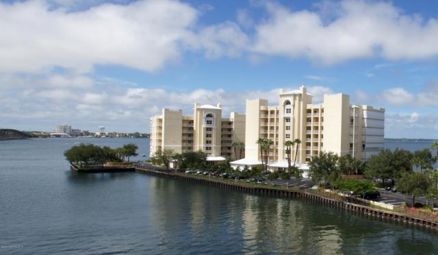 490 Sail Lane #102, Merritt Island, FL 32953 (MLS #836300) :: Blue Marlin Real Estate