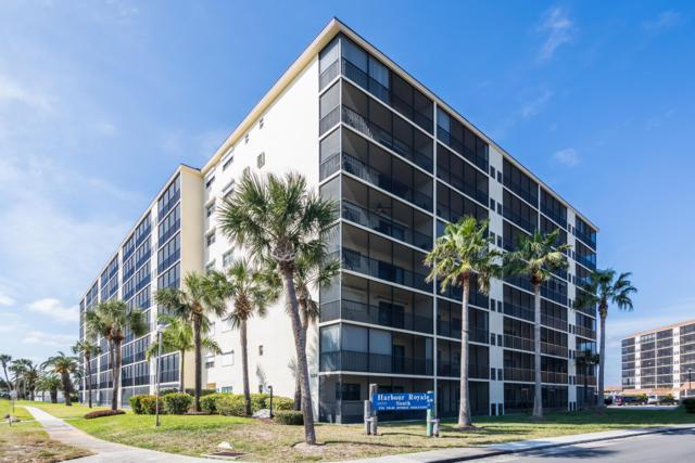 520 Palm Springs Boulevard #102, Indian Harbour Beach, FL 32937 (MLS #836311) :: Blue Marlin Real Estate
