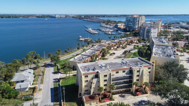 115 Indian River Drive #216, Cocoa, FL 32922 (MLS #836326) :: Pamela Myers Realty
