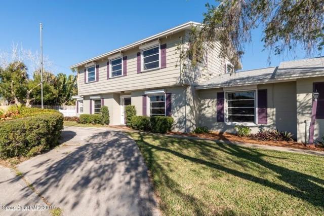 4720 N Banana River Boulevard, Cocoa Beach, FL 32931 (MLS #836332) :: Premium Properties Real Estate Services