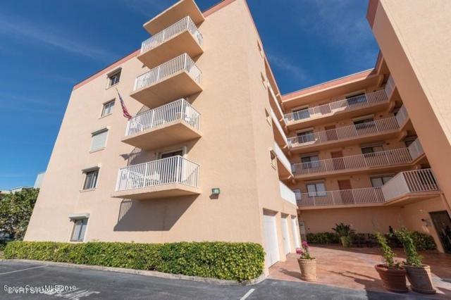 1525 S Atlantic Avenue #401, Cocoa Beach, FL 32931 (MLS #836402) :: Premium Properties Real Estate Services