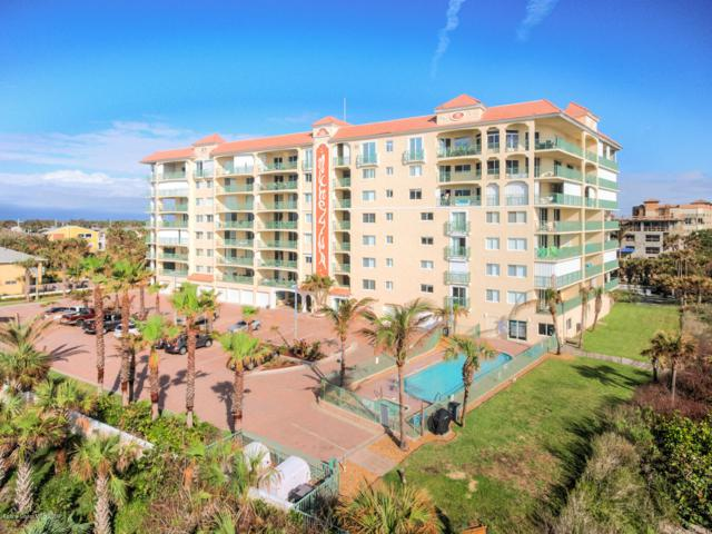 420 Harding Avenue #801, Cocoa Beach, FL 32931 (MLS #836446) :: Premium Properties Real Estate Services