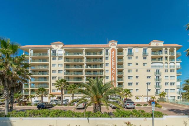 420 Harding Avenue #702, Cocoa Beach, FL 32931 (MLS #836447) :: Premium Properties Real Estate Services