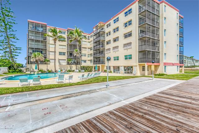 205 Highway A1a #310, Satellite Beach, FL 32937 (MLS #836469) :: Pamela Myers Realty