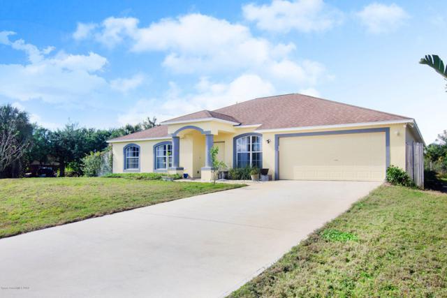 3318 Pomello Avenue SW, Palm Bay, FL 32908 (MLS #836550) :: Platinum Group / Keller Williams Realty