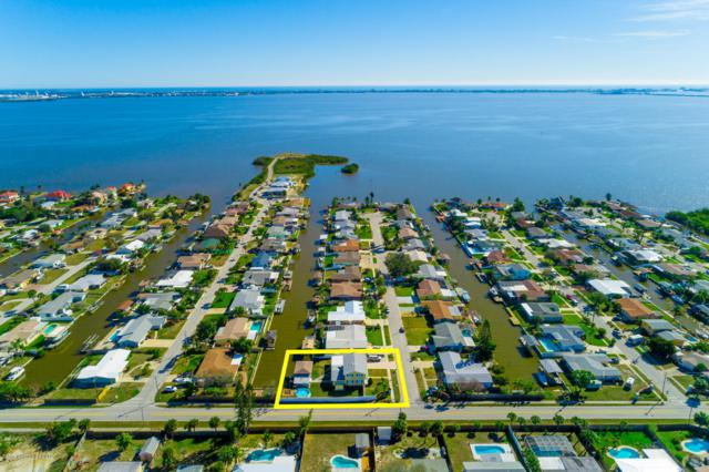 1600 Neptune Drive, Merritt Island, FL 32952 (MLS #836669) :: Blue Marlin Real Estate