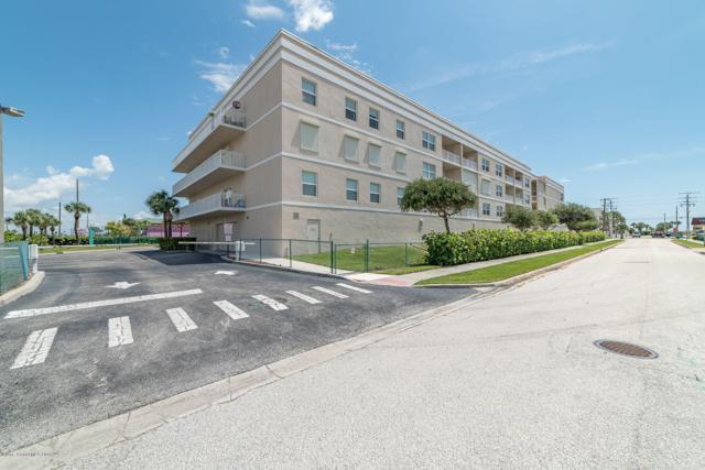 125 Pulsipher Avenue #402, Cocoa Beach, FL 32931 (MLS #836698) :: Pamela Myers Realty