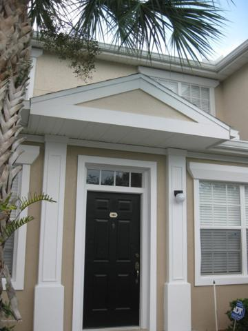 100 Turpial Way #103, Melbourne, FL 32901 (MLS #836813) :: Premium Properties Real Estate Services