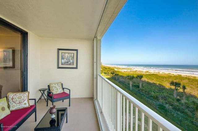 830 N Atlantic Avenue #403, Cocoa Beach, FL 32931 (MLS #836867) :: Blue Marlin Real Estate