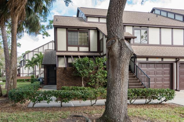 810 Greenwood Manor Circle #10, West Melbourne, FL 32904 (MLS #836883) :: Pamela Myers Realty