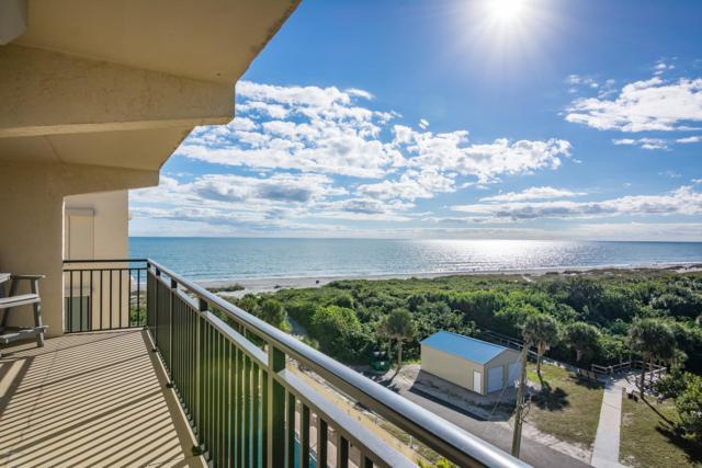 3060 N Atlantic Avenue #608, Cocoa Beach, FL 32931 (MLS #836928) :: Platinum Group / Keller Williams Realty