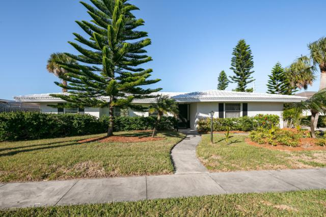 706 Brookside Drive, Indialantic, FL 32903 (MLS #836976) :: Blue Marlin Real Estate
